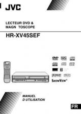 Buy JVC 3834RV0038B-FR Operating Guide by download Mauritron #291130