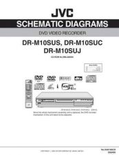 Buy JVC DR-M10SUS sch Service Manual by download Mauritron #280263