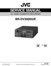 Buy JVC BR-DV3000U Service Manual by download Mauritron #281334