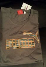Buy Men's Puma Graphic T-shirt; Brand New With Tags; Size XXL