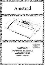 Buy Amstrad FX6000AT Mauritron Manual by download Mauritron #314716
