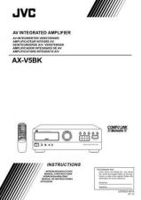 Buy JVC AX-V5 Service Manual by download Mauritron #281328