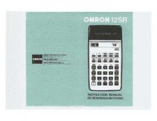 Buy Omron 12SR by download Mauritron #327738