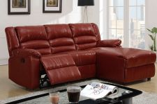 Buy Leather Sofa Recliner Sectional Sofa Furniture Sofa Couch 2 Pc Living room set