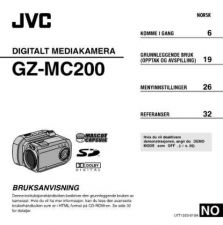 Buy JVC LYT1333-010A Operating Guide by download Mauritron #296030