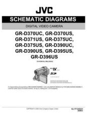 Buy JVC GR-D395US_sch Service Manual by download Mauritron #274150