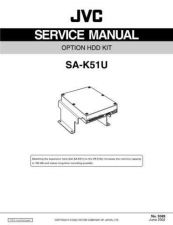 Buy JVC SA-K51U Service Manual by download Mauritron #283341