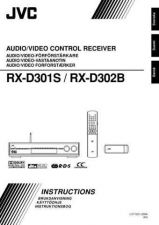 Buy JVC RX-D301S - RX-D302B-3 Service Manual by download Mauritron #283240