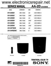 Buy Panasonic KV-32TW26 Manual by download Mauritron #299440