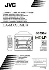 Buy JVC CA-MXS6MDR Service Manual by download Mauritron #281363