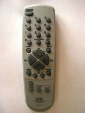 Buy REMOTE CONTROL - CCD closed caption decoder TV text mute sleep call quickview