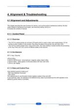 Buy 20080519105103812 04-ALIGNMENT AND TROUBLESHOOTING Manual by download Mauritron #3028