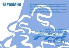 Buy Yamaha 5B6-28199-81 Motorcycle Manual by download #334374