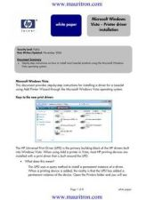 Buy HP 3150 Guide 6 by download Mauritron #324556