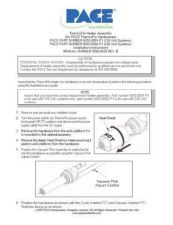 Buy Pace 5050-0429 Rev B 04152005TF by download Mauritron #314219