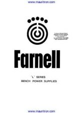 Buy FARNELL L30F Power Supply by download Mauritron #326486