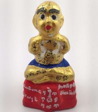 Buy KUMAN THONG BOY STATUE LUANG POR YAEM MIRACLE POWERFUL THAI AMULET