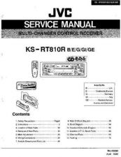 Buy JVC KS-RT710R Service Manual by download Mauritron #282537