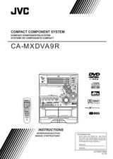Buy JVC CA-MXDVA9R-[2] Service Manual by download Mauritron #281359