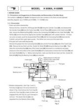 Buy Hitachi H60MA Tool Service Manual by download Mauritron #320038