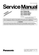 Buy Panasonic TDA0166_X_XJSUP1 Manual by download Mauritron #302178