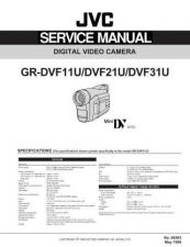 Buy JVC GR-DVL31 Service Manual by download Mauritron #274190
