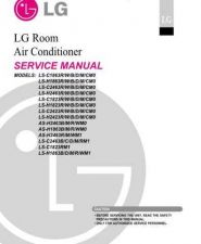 Buy LG LS-H2463W Manual by download Mauritron #305464