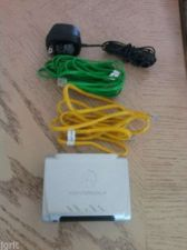 Buy Motorola 2201 DSL ATT Modem High Speed ethernet internet AT&T model w/EXTRAS