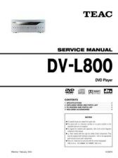 Buy Teac DVM5000 Service Manual by download Mauritron #319386