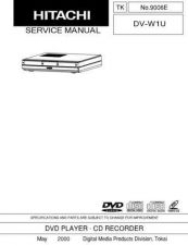 Buy Hitachi TK-9006E Service Manual by download Mauritron #286578