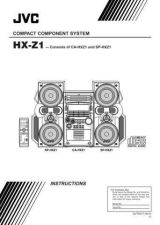 Buy JVC HX-Z1-[2] Service Manual by download Mauritron #281682
