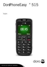 Buy Doro PhoneEasy 510 Operating Guide by download Mauritron #331196