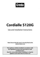 Buy Creda S120E Operating Guide by download Mauritron #313005
