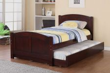 Buy Cherry Daybed with Trundle Twin Bed shipping include to united states #F9217