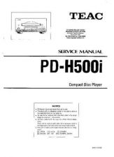 Buy Teac DRH300DAB Service Manual by download Mauritron #331621
