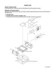 Buy JVC HR-XVC27UM_part Service Manual by download Mauritron #274475
