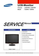 Buy Samsung LS20TDD Manual by download Mauritron #328893