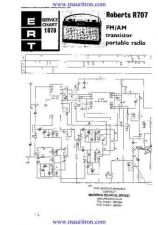 Buy Roberts R707 part 1 by download Mauritron #316209
