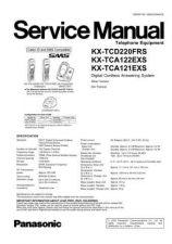 Buy Panasonic KX-TCD210HGS Manual by download Mauritron #300030