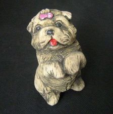Buy COLLECTIBLE CHINESE SHIH TZU DOGS ALSO KNOWN AS LION DOGS ANIMALS