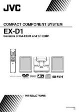 Buy JVC EX-D1-3 Service Manual by download Mauritron #274030