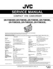 Buy JVC GR-FCIUM Service Manual by download Mauritron #280806