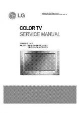 Buy LG 14.2 LG Service Manual all by download Mauritron #306089