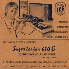 Buy ICE 680G - III Istruzioni per uso by download Mauritron #337804