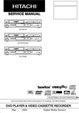 Buy Hitachi DVP415U Service Manual by download Mauritron #289882