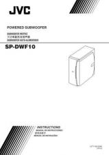 Buy JVC SP-DWF10-6 Service Manual by download Mauritron #283430