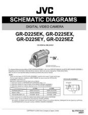 Buy JVC GR-D220E sch Service Manual by download Mauritron #280542