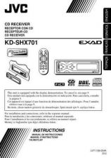 Buy JVC KD-SHX701-5 Service Manual by download Mauritron #282268