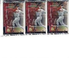 Buy 3 new 1999 UPPER DECK MVP baseball sealed PACKs - ProSign short print autographs