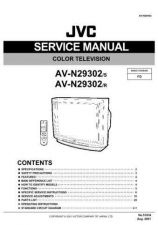 Buy JVC AV-N21204PART Service Manual by download Mauritron #280004